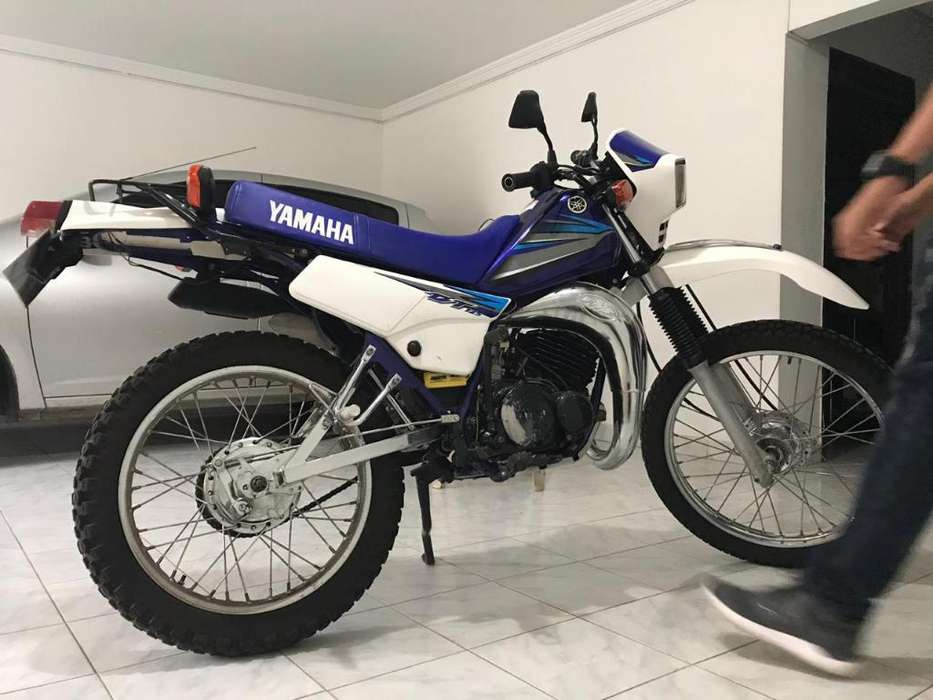 <strong>yamaha</strong> Dt 125