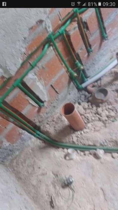 Plomero Gasista en Gral. 3512826759
