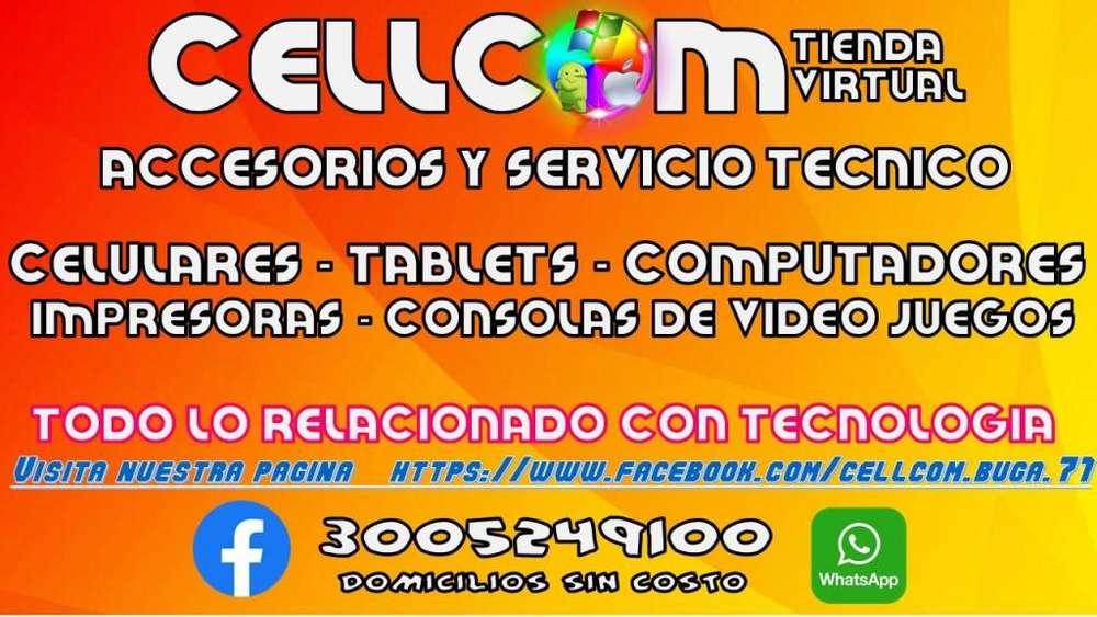 Tienda Virtual Cellcom