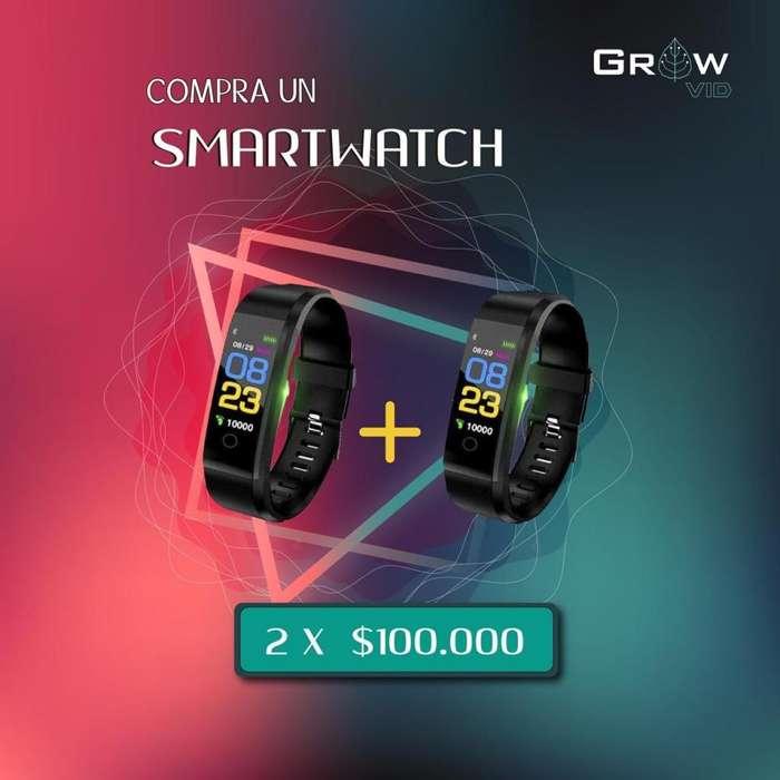 promocion smartband pulsera inteligente