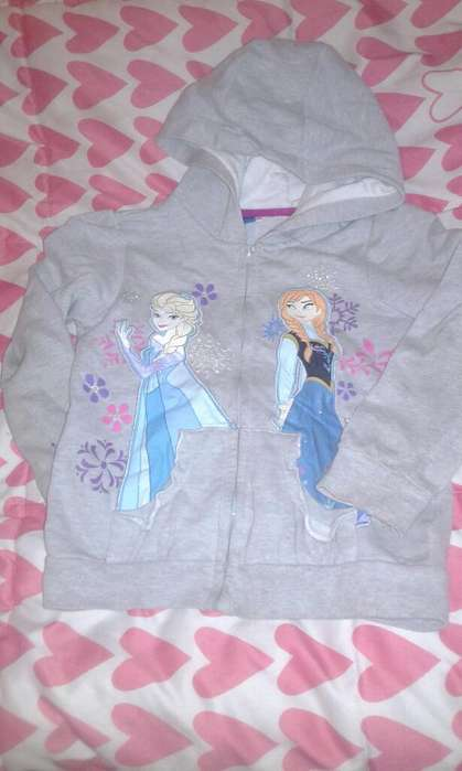 Campera de Princesas Disney 8
