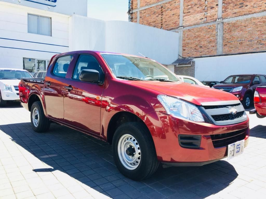 CHEVROLET LUV DMAX 4X2 CD DIESEL FLAMANTE