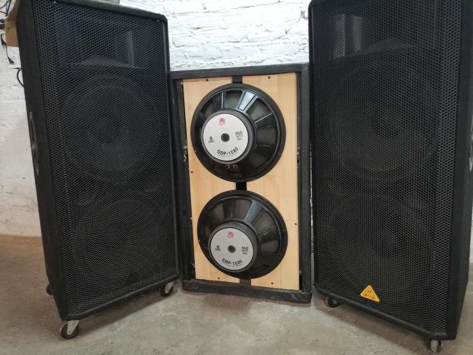 Audio Profesional Planta Pro Dj