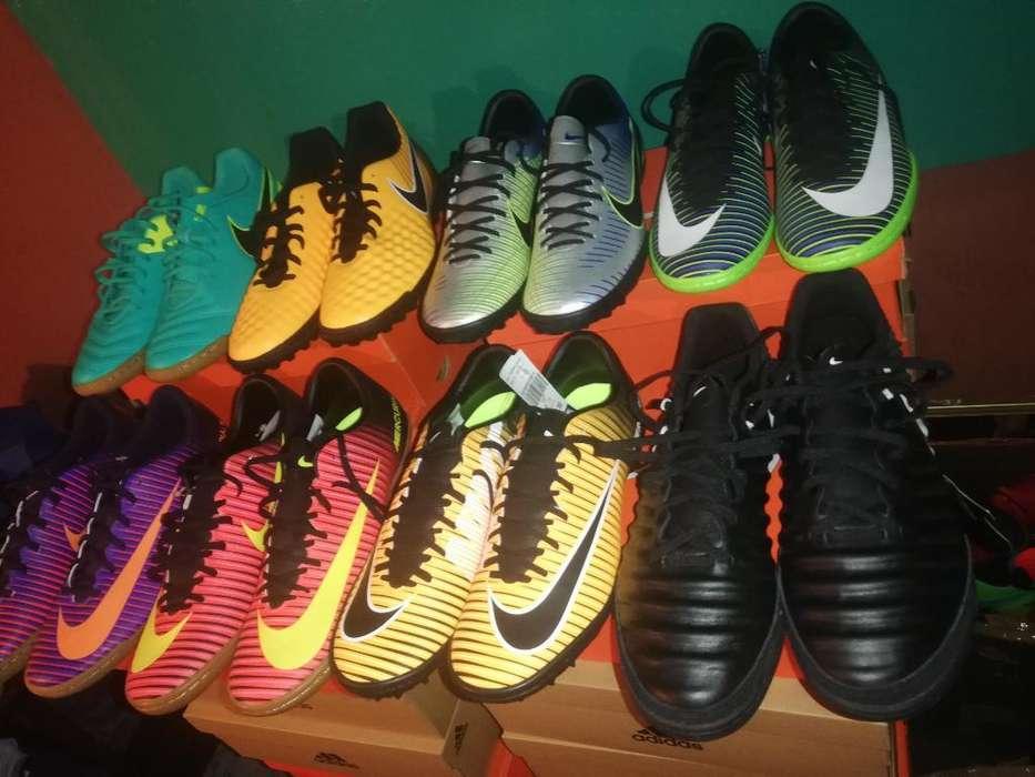 Micros Nike Adidas Nuevos Originales