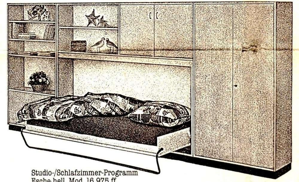 camas abatibles con mecanismo de will