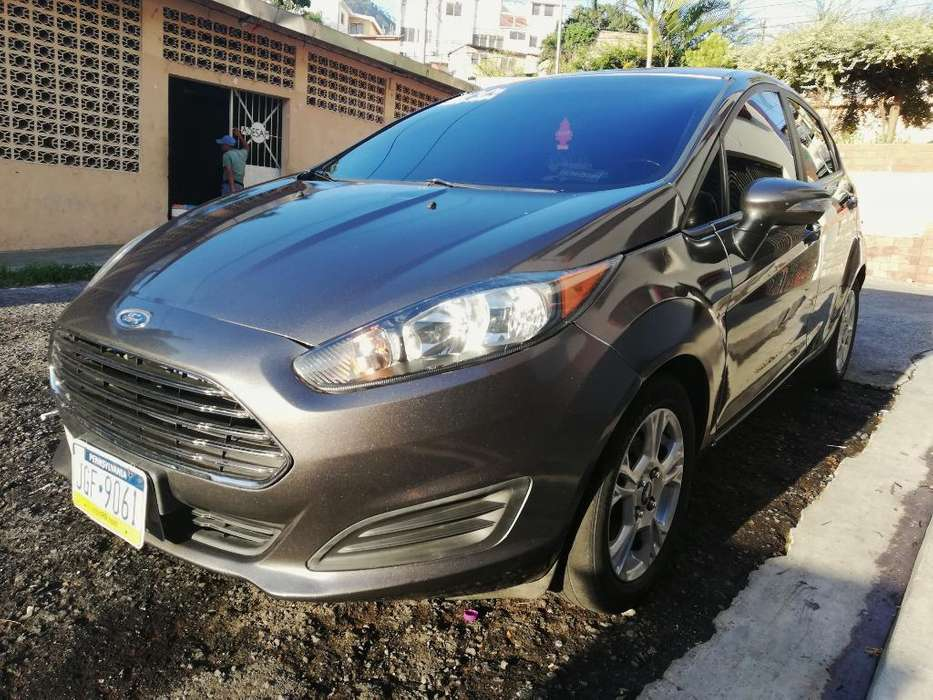 Ford <strong>fiesta</strong>  2015 - 60000 km