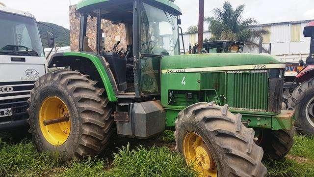 Tractor John Deere 7505 140 Hp Año 2004