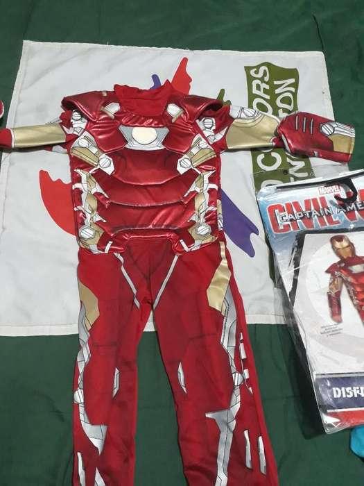 Disfraz de Iron Mam