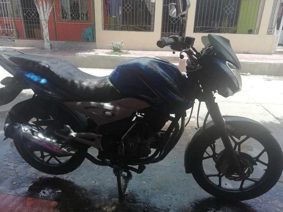 Se Vende <strong>moto</strong> Discover 125 St