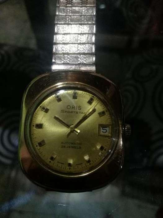 Relojes Oris desde 120.000