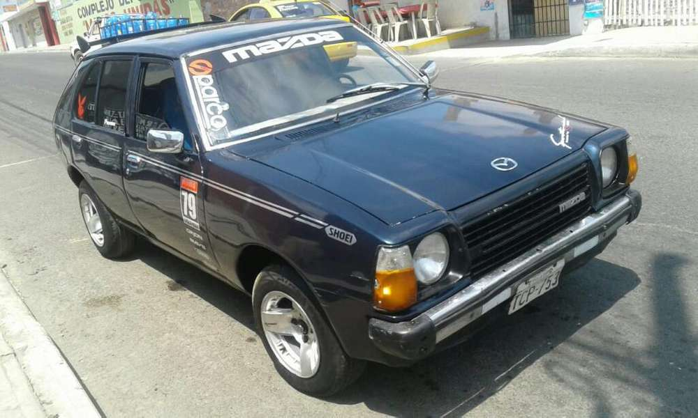<strong>mazda</strong> 323 1979 - 1000 km