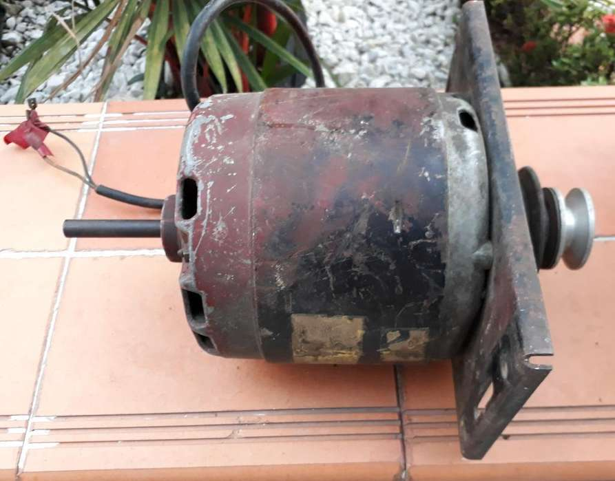 Motor Lavadora Antigua