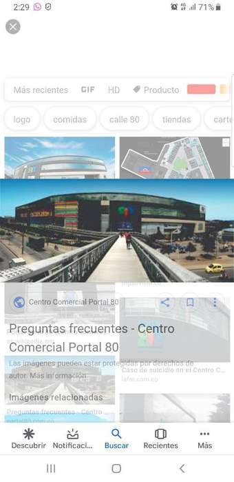 Auxiliar de Ventas Cc Portal 80