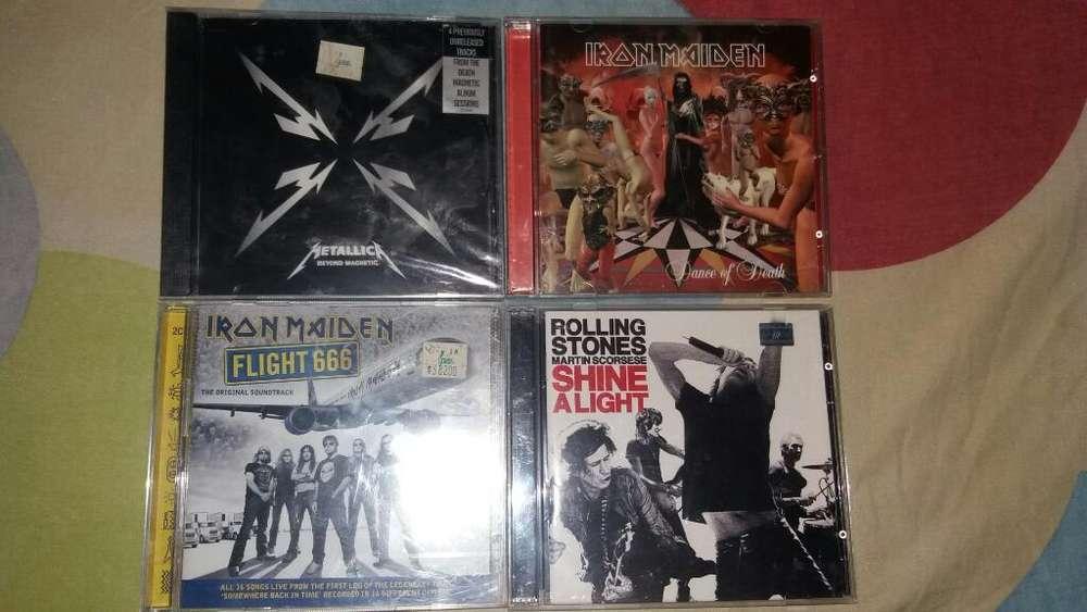 Discos de Rock Originales