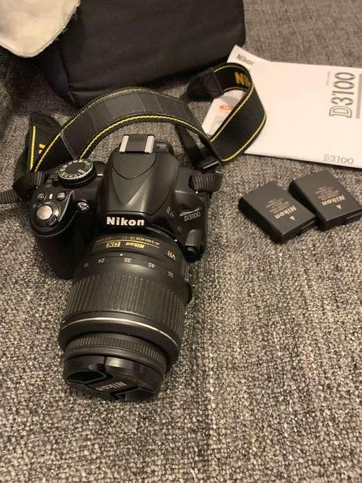 Camara Reflex <strong>digital</strong> Nikon D3100
