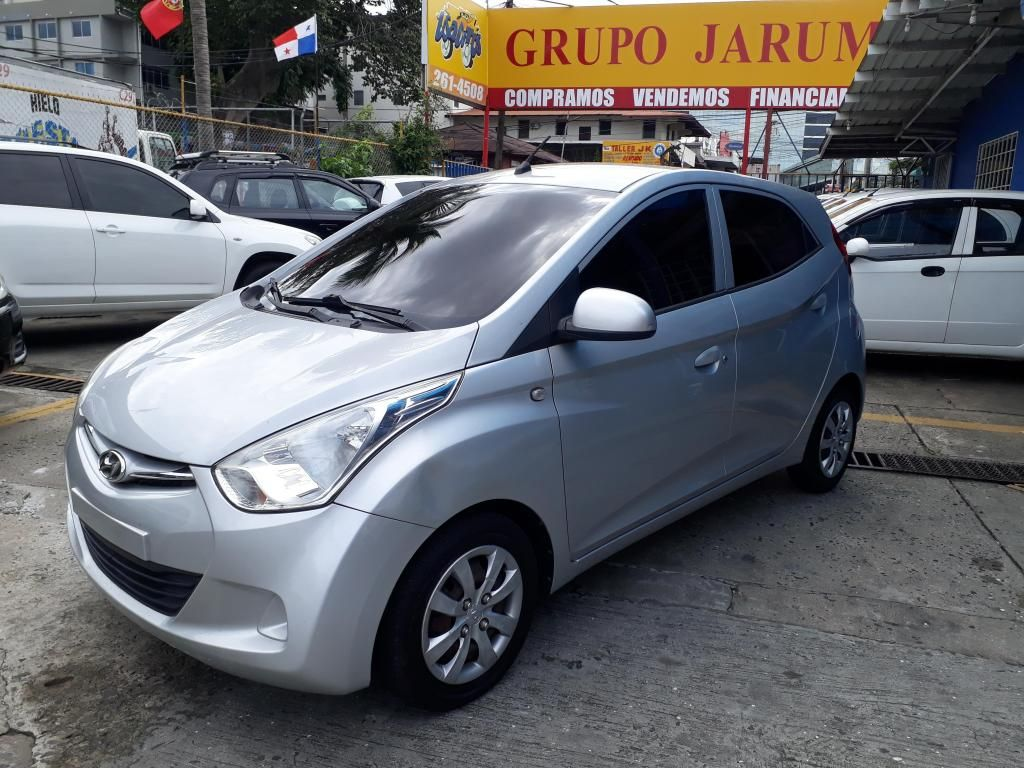 HYUNDAI EON 2014 ** GRUPO JARUM ** FINANCIAMIENTO  DISPONIBLE