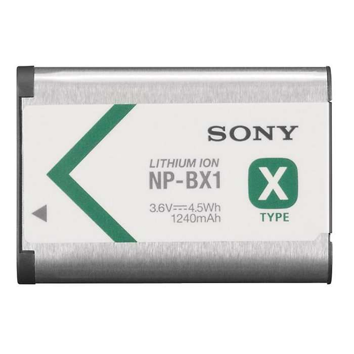 Bateria Litio Sony Np-bx1 Cámara <strong>digital</strong> Cybershot estuche