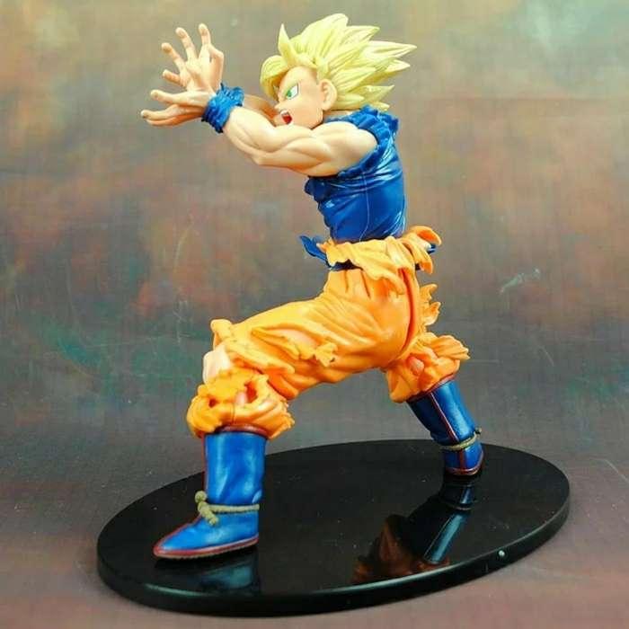 Goku Figura de Colección 17cm