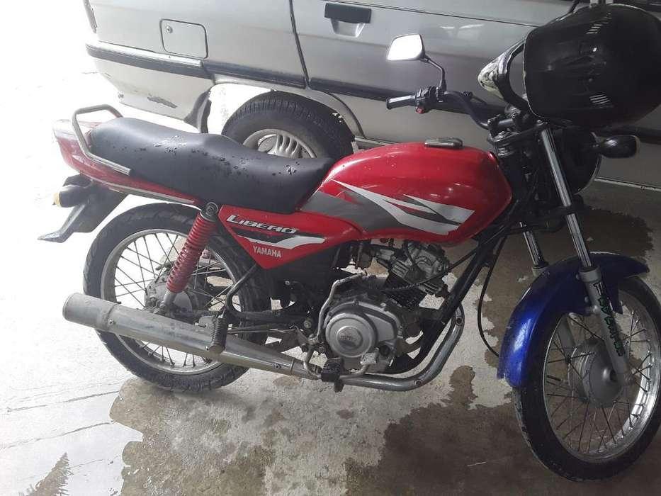 Moto Libero 110