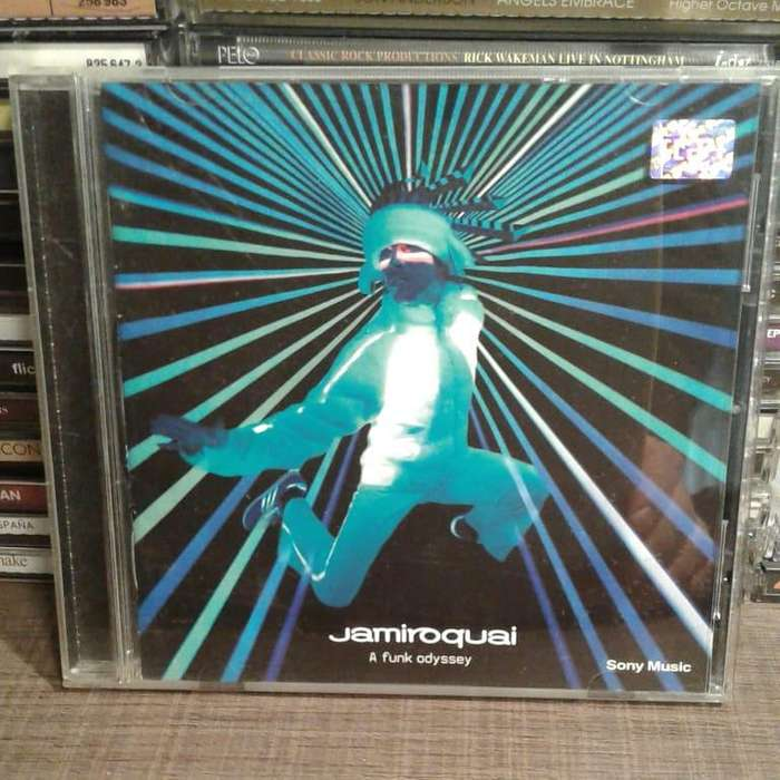Jamiroquai a funk odyssey