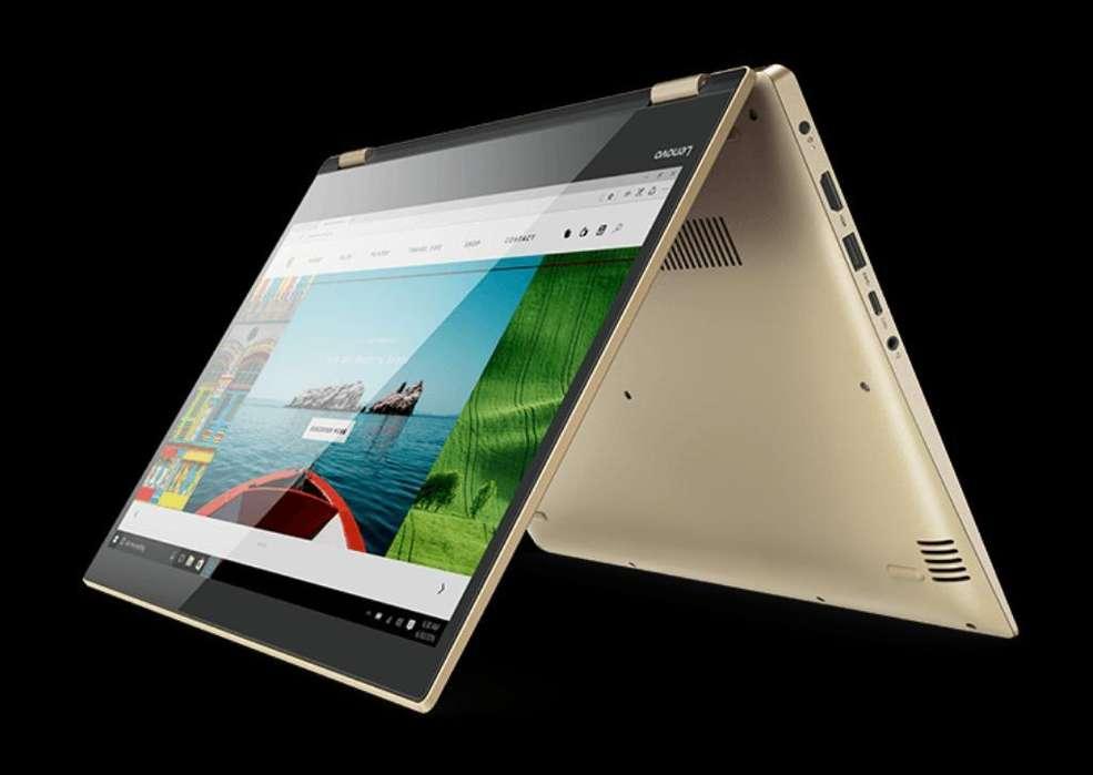 Lenovo Yoga 520 Touch Dorado I7 8th