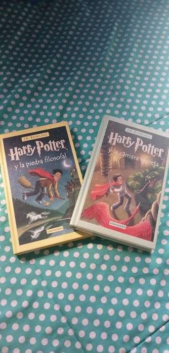 Libros Harry Potter Tapa Dura Original