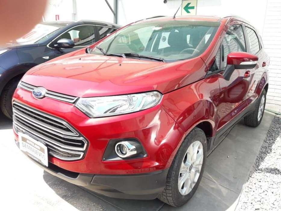 Ford Ecosport 2016 - 19200 km