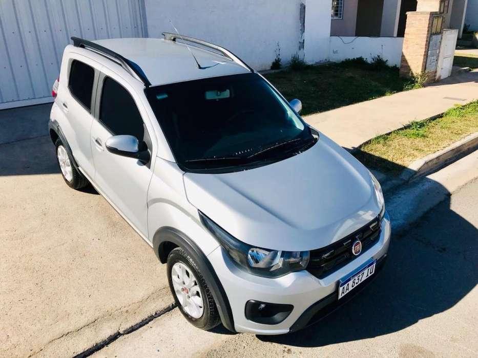 Fiat Mobi 2017 - 33000 km