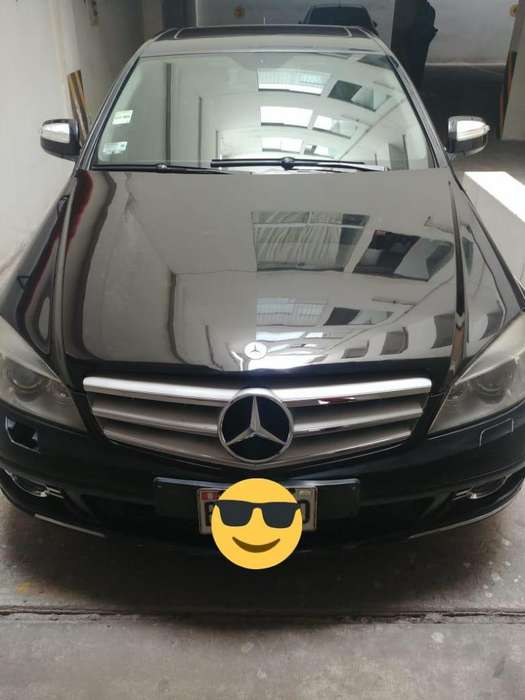 <strong>mercedes-benz</strong> Clase C 2008 - 128000 km