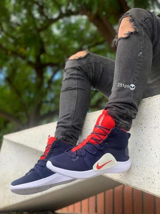 Zapato Bota Botin Nike Hombre