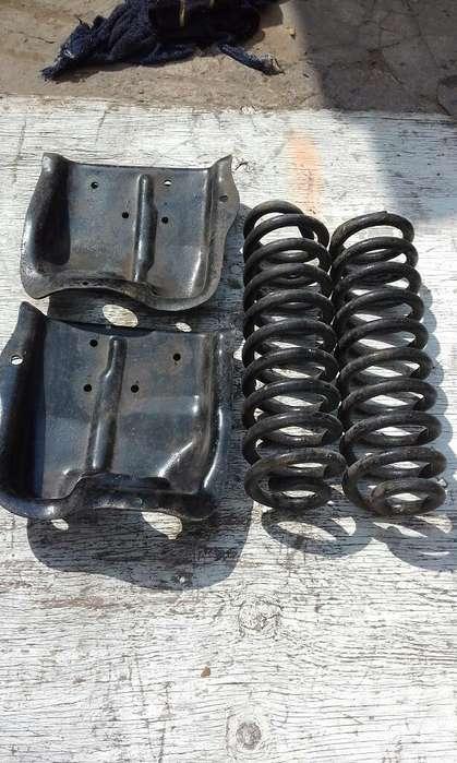 Espirales Y Soporte Ford 350