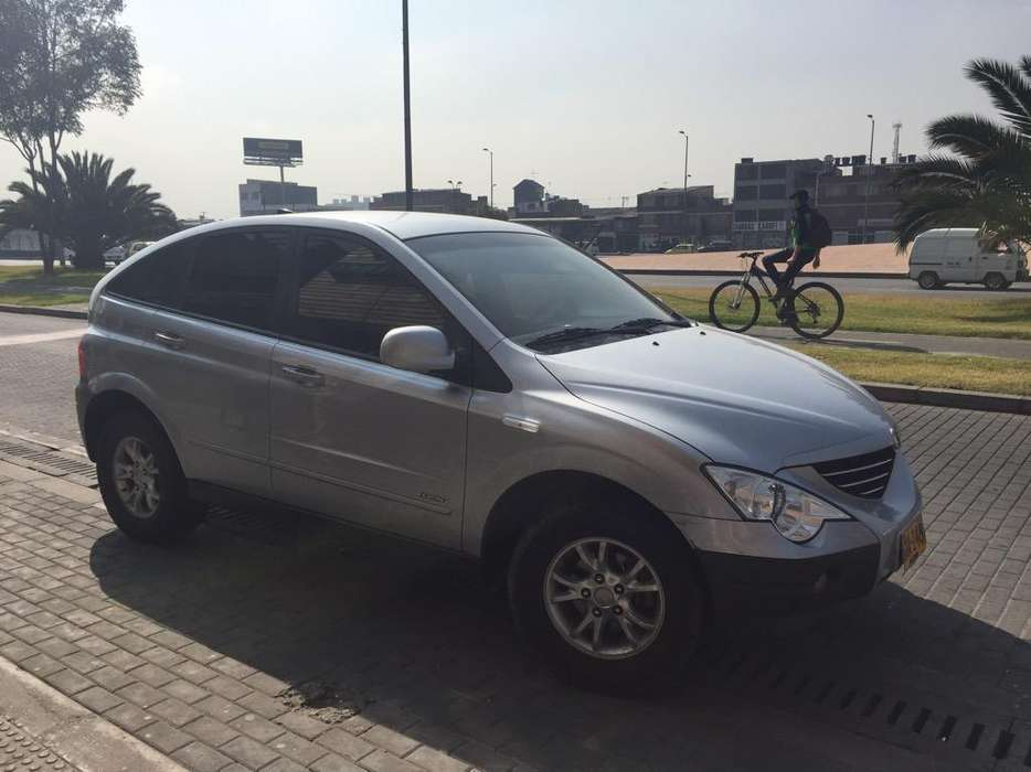 Ssangyong Actyon 2008 - 98000 km