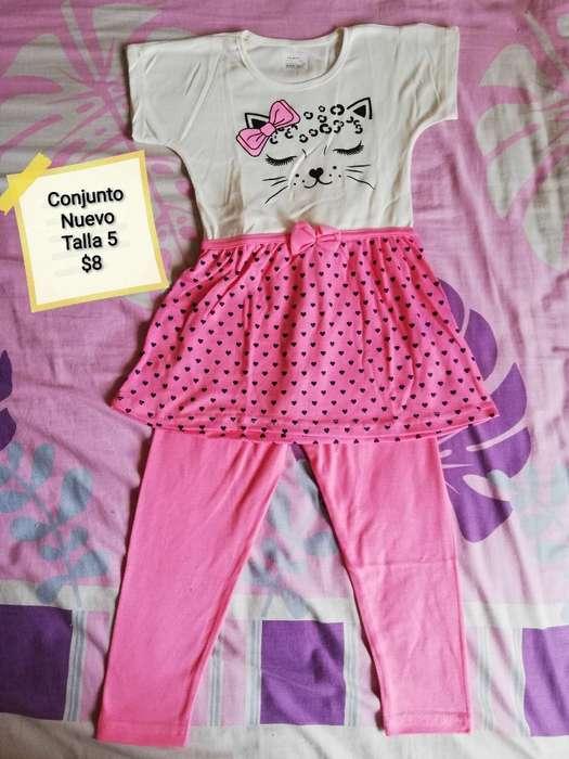 <strong>ropa</strong> para Nena de 5 Años