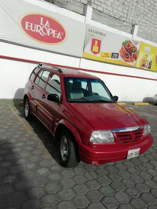 Chevrolet Grand Vitara 2001 - 193000 km