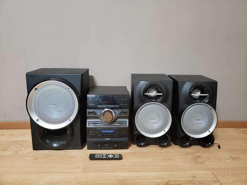 Equipo Musica Philips