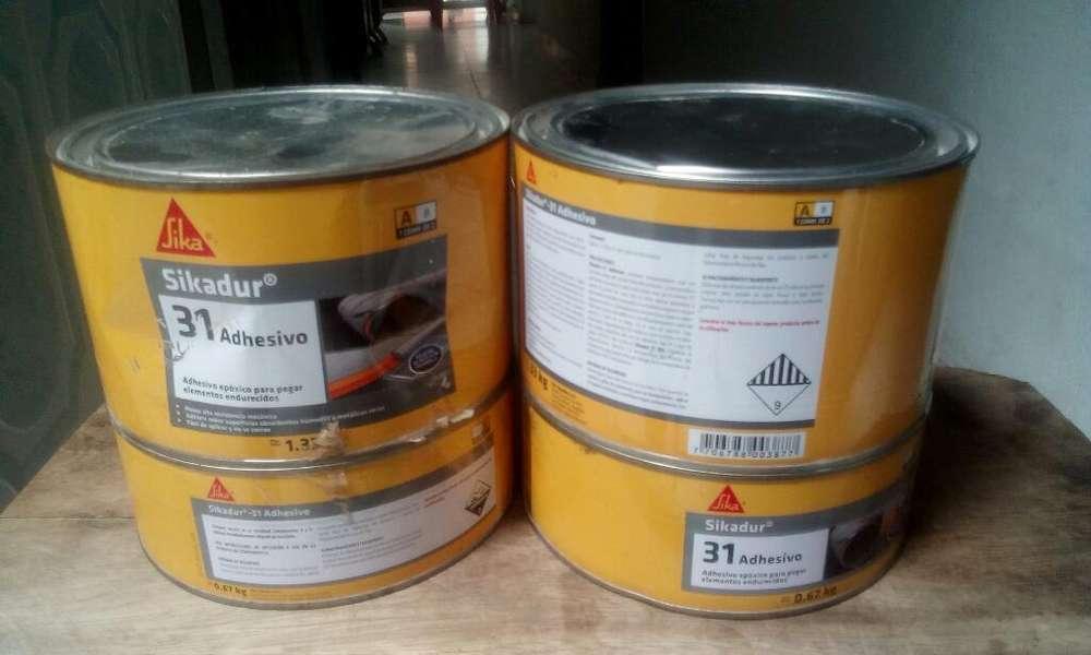 Adhesivo Epoxico para Pegar Elementos