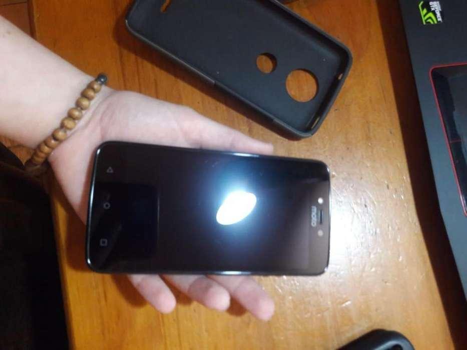 Celular Moto C Plus 16gb Usado Impecable con Funda de Regalo