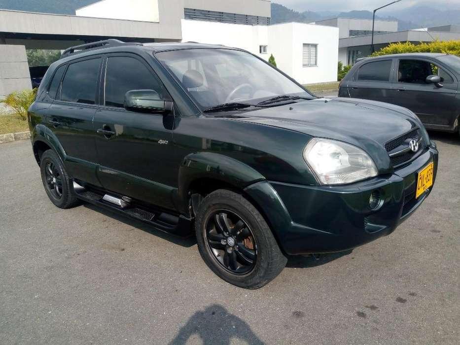 Hyundai Tucson 2008 - 125000 km