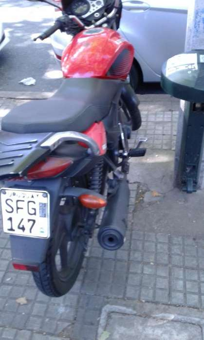 Moto Lonsin Apollo 125 Impecable Al Dia