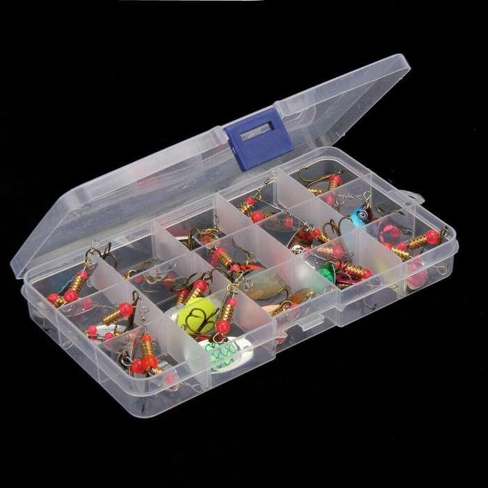 Anzuelos mariposa para <strong>pesca</strong> 30 unidades