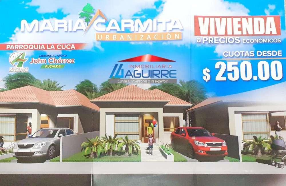 Reserva tu Casa en Arenillas - La Cuca