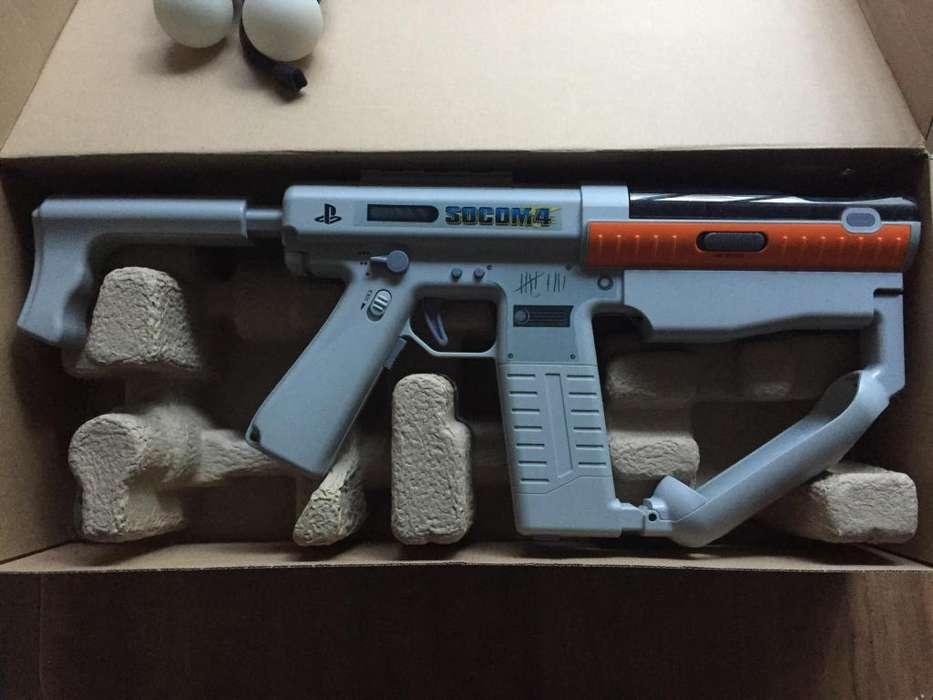 ametralladora Ps3