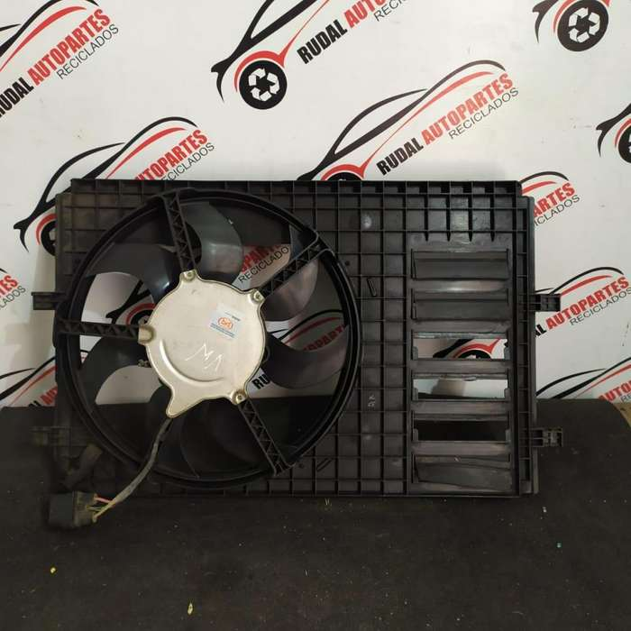 Electro Ventilador Volkswagen Polo 3800 Oblea:02706721