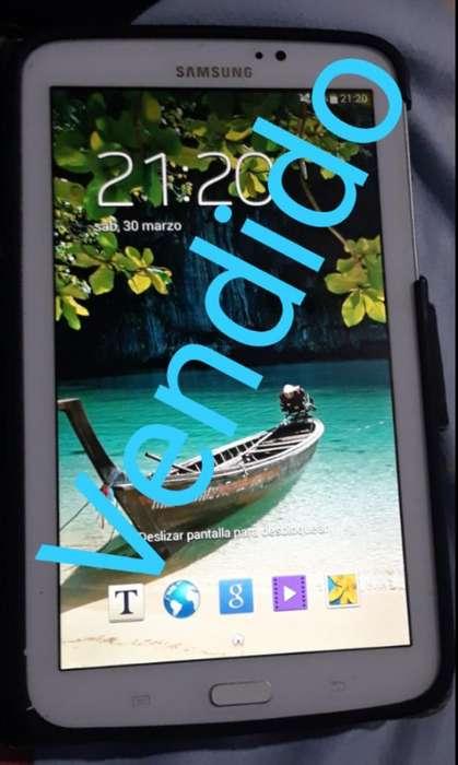 Tableta Samsung Galaxy Tab 3 Negociable