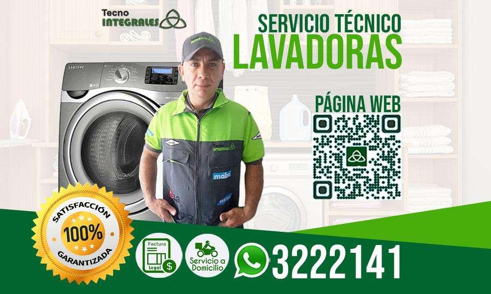 3222141 Mantenimiento de Lavadoras y Secadoras.