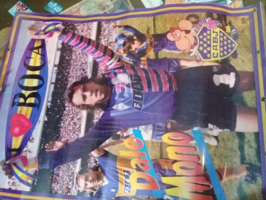Poster Boca reliquia impecable