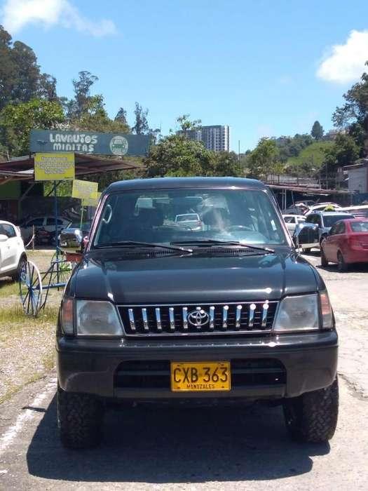 Toyota Prado 2008 - 169000 km