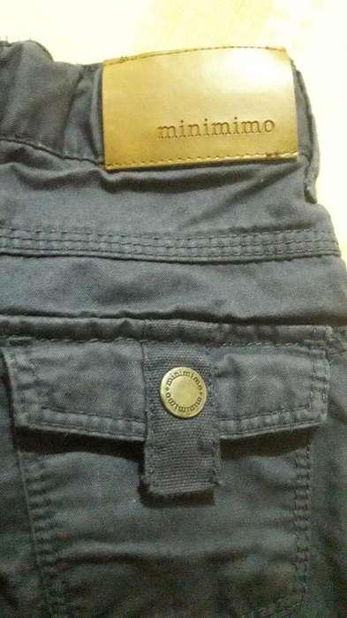 Pantalon Cargo Bb Minimimo Talle S