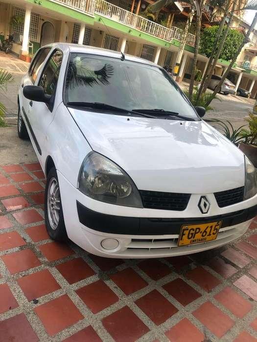 Renault Clio  2008 - 116000 km
