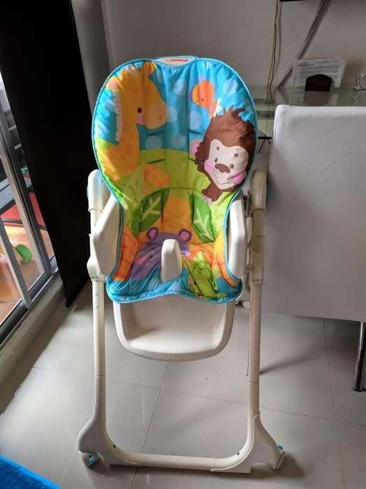 Comedor para niñ@ marca Fisher Price Jungle